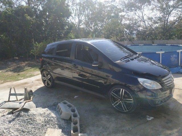 Mercedes B200 - Oportunidade - Vendo ou troco. - Foto 2