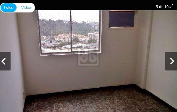 Engenho Novo - Rua 24 de Maio - Excelente cobertura - portaria 24 hs - JBCH50651 - Foto 5