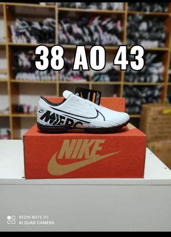 Chuteira Nike Branco