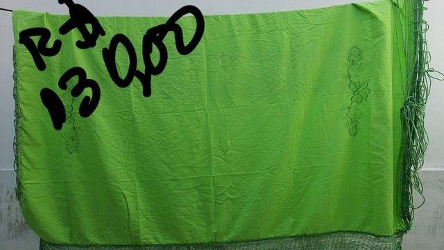 Redes, lençol, tapete ,ventilador .. - Foto 5