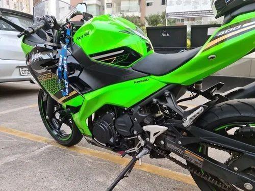 Kawasaki Ninja PARCELAMOS - Foto 5