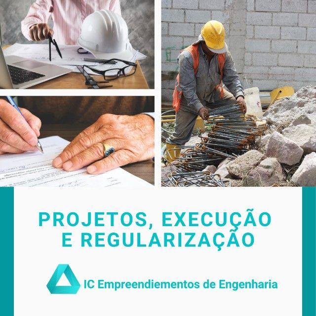 Engenheiro para : Projetos, Regularização, Consultoria, ART, Alvará de construção etc...