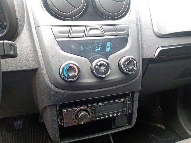 Chevrolet MONTANA 1.4 LS 8V FLEX 2P MANUAL  - Foto 7