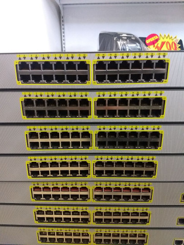 Switch Cisco Catalyst Express 500 Series - Foto 3