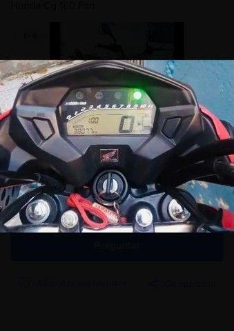 Honda CG Titan 160 Fan 20/20