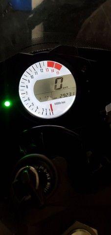Zx10 kawasaki Ninja moto de garagem  - Foto 2