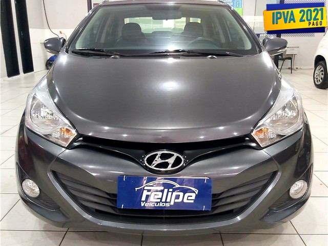 Hyundai Hb20s 2014 1.6 premium 16v flex 4p automático