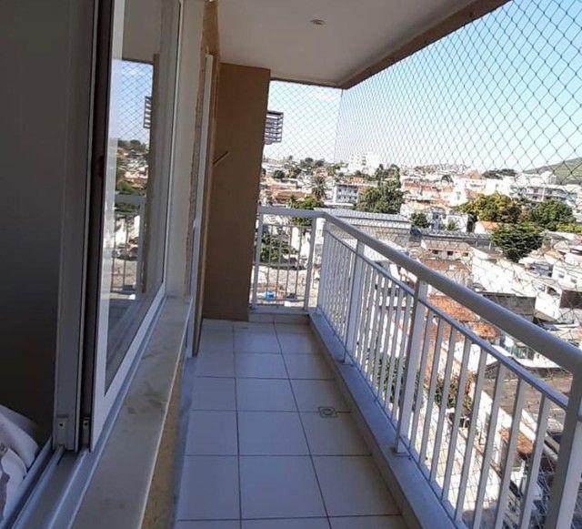Sampaio - Rua Sousa Barros - Varanda 2 Quartos 1 Suíte - Área de Lazer - Vaga - JBM220444 - Foto 2