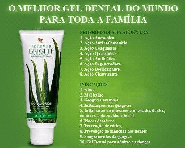 Gel dental - Forever Living