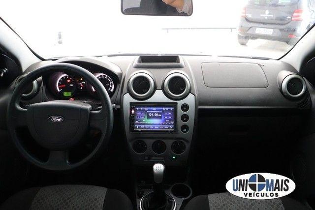 Lindo Ford Fiesta 2014 1.6 Class Hatch 8 V prata! muito acima da media! - Foto 2