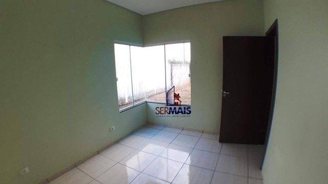 Casa com 2 dormitórios à venda, 67 m² por R$ 180.000,00 - Dom Bosco - Ji-Paraná/RO - Foto 7