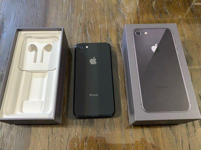 iPhone 8 64gb em bom estado de conservação  - Foto 5