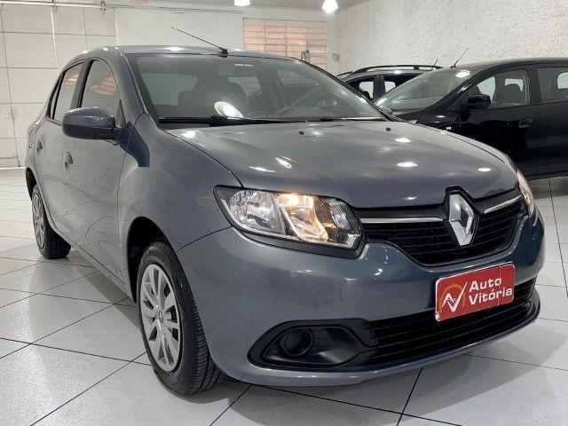 Renault - Logan EXP 1.0 - Completo - Foto 3