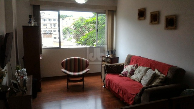 Rua Frei Fabiano - Engenho Novo - Excelente apto- 62m² - 2 quartos - área de serviço - - 1 - Foto 4