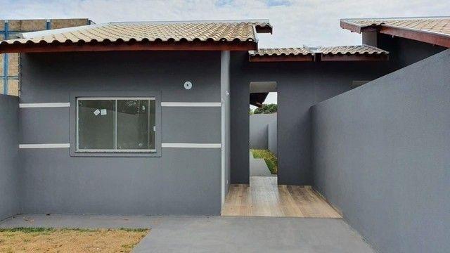 Linda Casa Nova Lima com 3 Quartos com Quintal - Foto 13