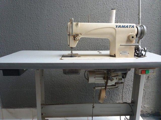 Vendo essa máquina reata yamata ou troco passo cartão