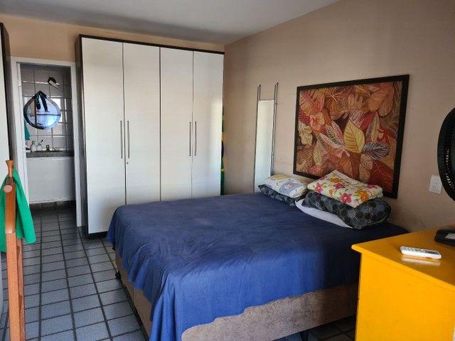 Vendo/Troco apartamento 4 quartos, 1 suíte + dependência com 132m2 em Boa Viagem  - Foto 15
