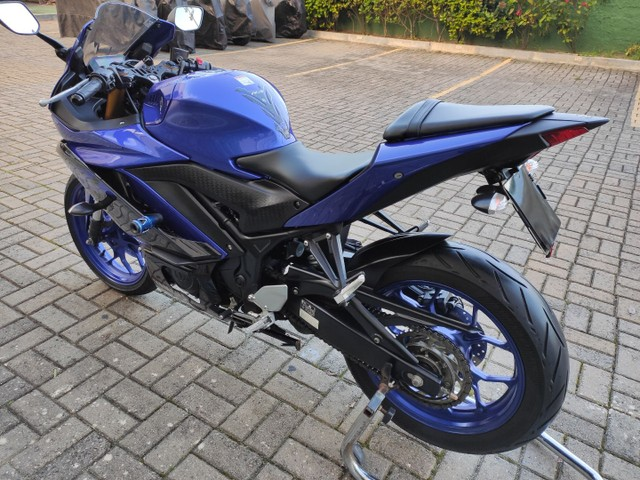 Yamaha R3 2020 2.200km ( anúncio real ) - Foto 5