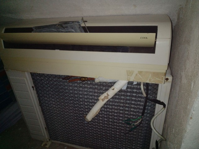 Ar condicionado Eletrolux 9000