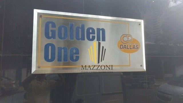 Edf. Golden One | Mobiliado | Nascente | 27m² | 1 Quarto Suíte | 1 Vaga Rotativa | Area de - Foto 8