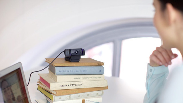 Webcam Logitech C920 Hd Full Hd 1080p (Ac cartoes) - Foto 5