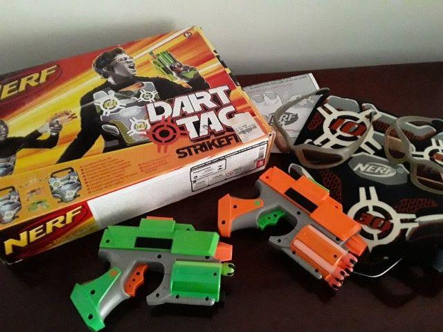 Nerf dart strikefire