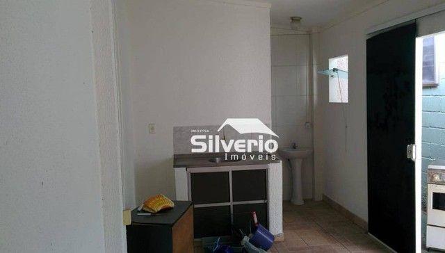 Kitnet com 1 dormitório para alugar, 20 m² por R$ 750,00/mês - Conjunto Residencial Trinta - Foto 4