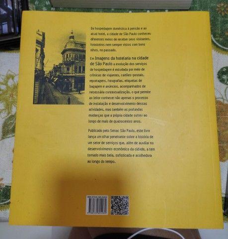 Livro imagens da hotelaria na cidade de São Paulo - Foto 2
