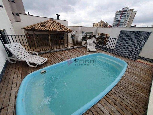 Apartamento com 1 dormitório à venda, 47 m² por R$ 320.000 - Jardim Aquarius - São José do - Foto 18
