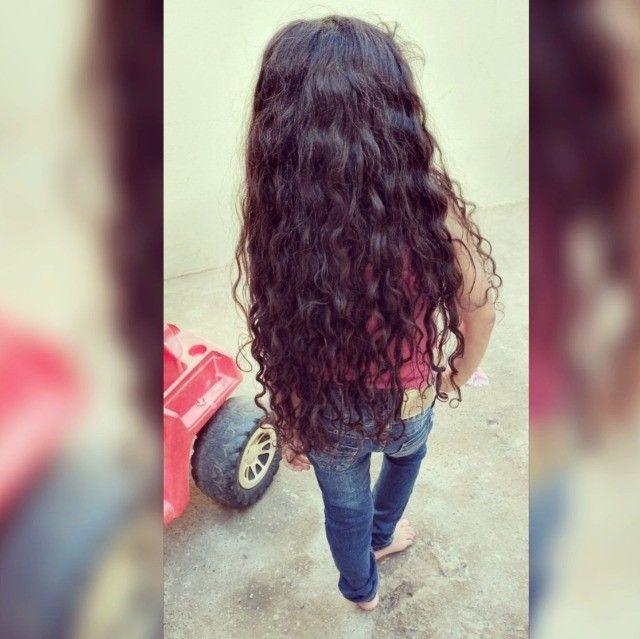 Venda de cabelo virgem