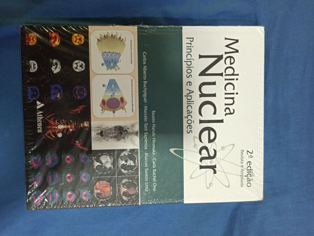 Livro - Medicina Nuclear princípios e aplicações