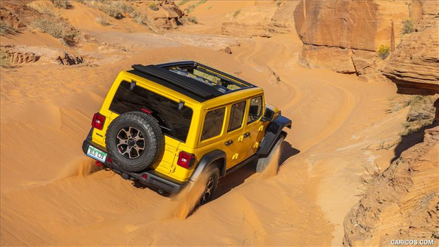 Jeep Wrangler 2.0 Turbo Rubicon 4x4 At8 - Foto 3