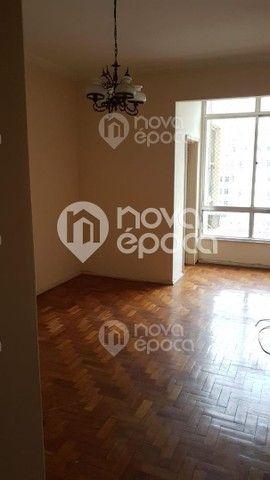 Apartamento à venda com 2 dormitórios em Flamengo, Rio de janeiro cod:CP2AP56013