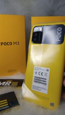 Xaiomi POCO M3 128 GB NOVO 90 DIAS DE GARANTIA! - Foto 4