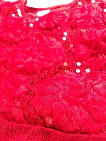 Vestido infantil TAM 6 - Foto 2