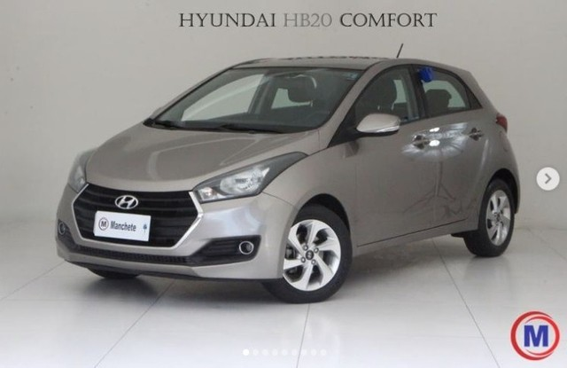 Hyndai Hb20 1.0 Confort