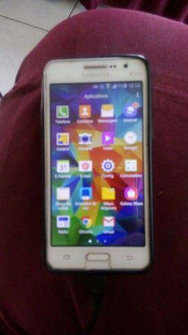 Vendo Celular Samsung Galaxy único dono  - Foto 2