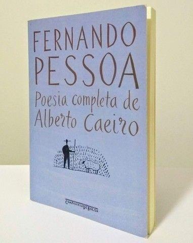 Livro - Poesia Completa de Alberto Caeiro [edição de bolso] - Foto 3