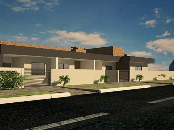 Casa para Venda em Guaratuba, Brejatuba, 2 dormitórios, 1 suíte, 2 banheiros, 1 vaga - Foto 4