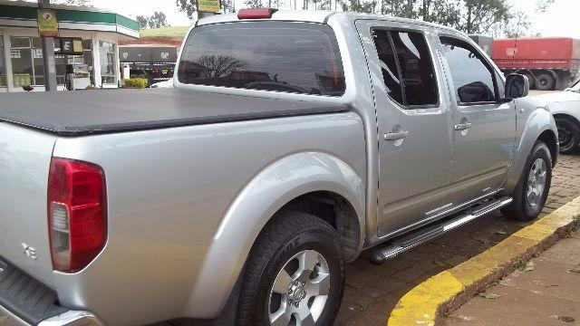 Nissan Frontier 4x4 - cd - top
