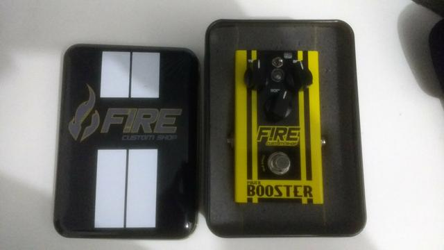 Pedal booster fire (zap 84-999061670)
