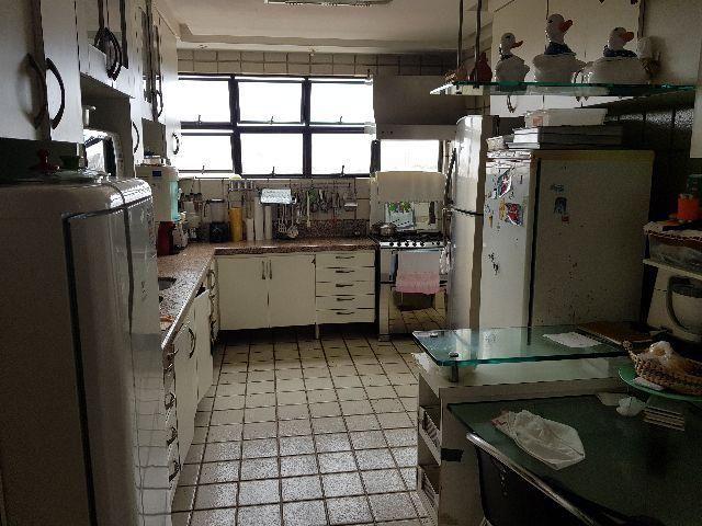 Apartamento Edificio Villa Lobos, no Calhau, 1 por andar, 323 m2 - Foto 18