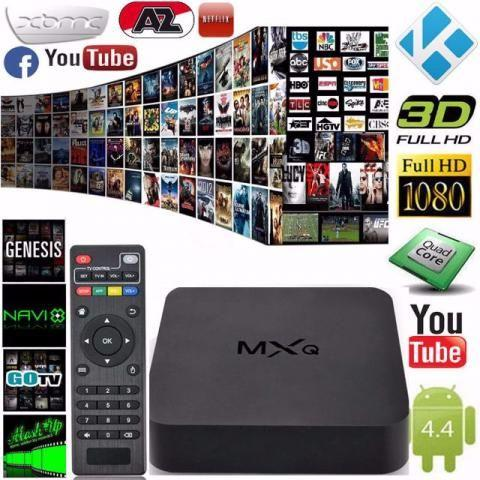 ott tv box mxq manual