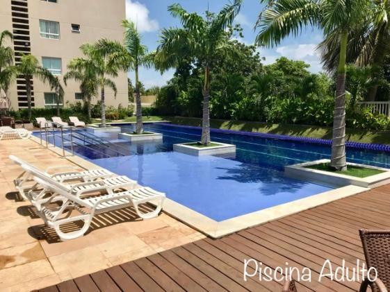 Belo Apartamento Terracos Residence Pirangi Praia