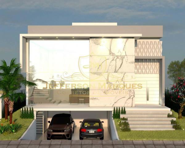 Casa Nova e Moderna - Alphaville Fortaleza (Porto das Dunas)