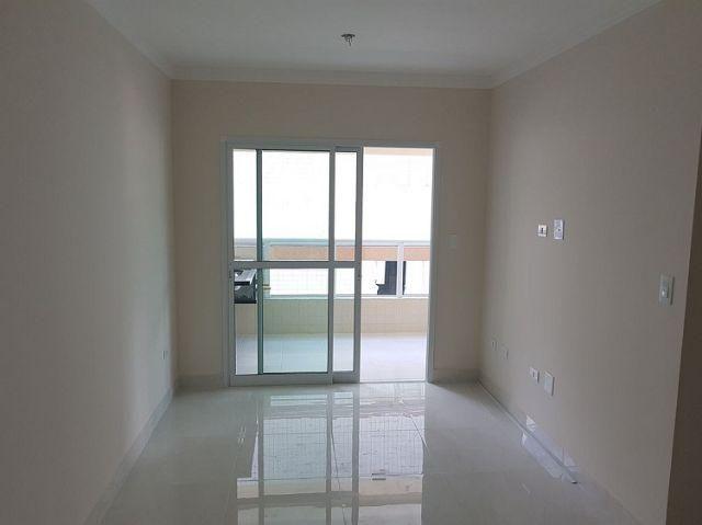 Lindo apartamento de 02 dormitórios- Canto do Forte- Praia Grande-SP
