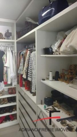 Excelente apartamento, mobiliado, com 3 suítes, na Rua Ana Bilhar - Foto 14