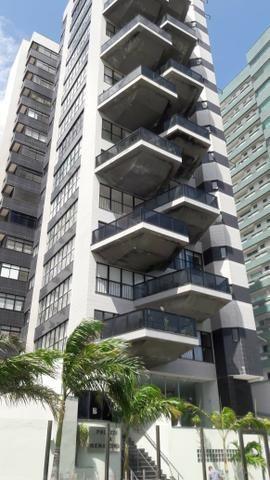 Apartamento Vista Mar Alto Padrão, São Marcos, 4 Suítes - Foto 19