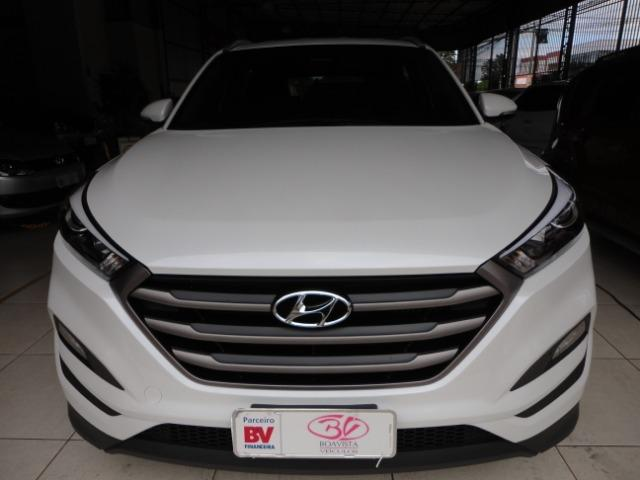 Hyundai Tucson GL 1.6 Turbo GTDI 2018 AT - Foto 2