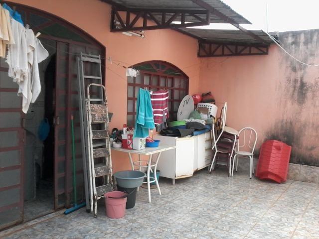 Qr. 121 casa de 2 quartos com armários na cozinha na laje , com habite-se - Foto 7